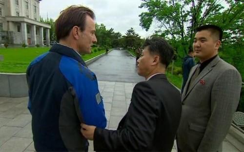 BBC journalist reveals his ten hour interrogation ordeal in North Korea