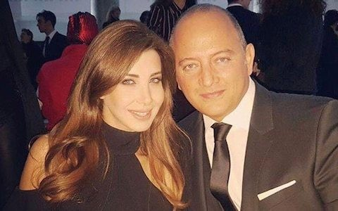 Husband of Lebanese pop star charged with murder after shooting intruder 16 times