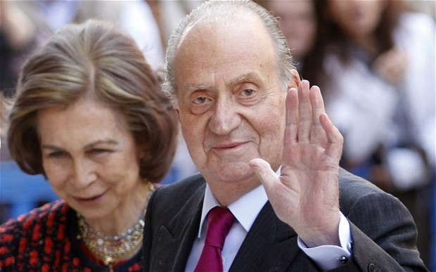Spain's King Juan Carlos faces paternity claim from alleged illegitimate son