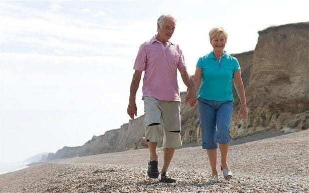 Old age does not begin until 74, researchers suggest in a new report which looks at the real impact of an ageing population