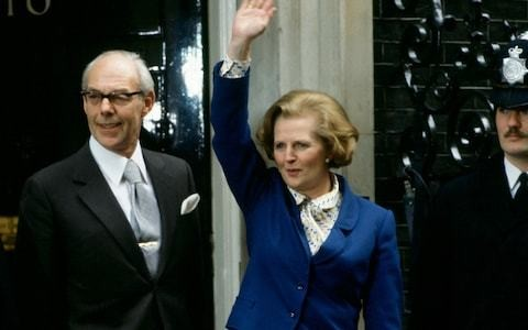 Why Margaret Thatcher is this season's secret style muse