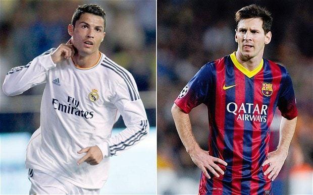 Lionel Messi completes double at La Liga awards while Cristiano Ronaldo picks up newly created prize