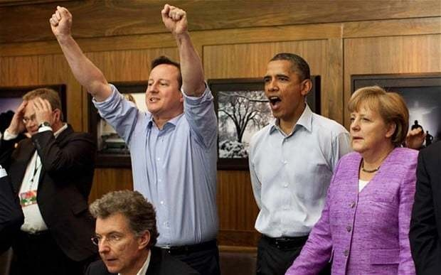 David Cameron third most popular leader in the world