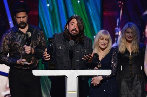 In pictures: 2014 Rock And Roll Hall Of Fame ceremony - Telegraph