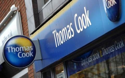 Thomas Cook customers and staff bracing themselves for dire company future