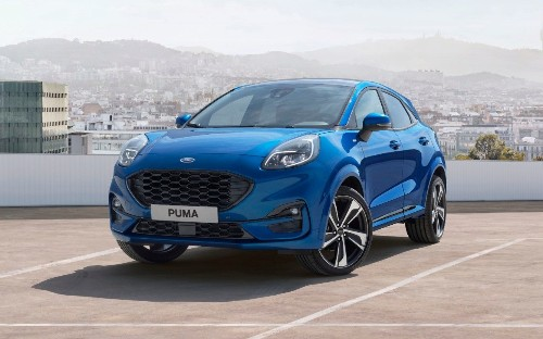 Ford reveals the new Puma, its long-awaited hybrid crossover