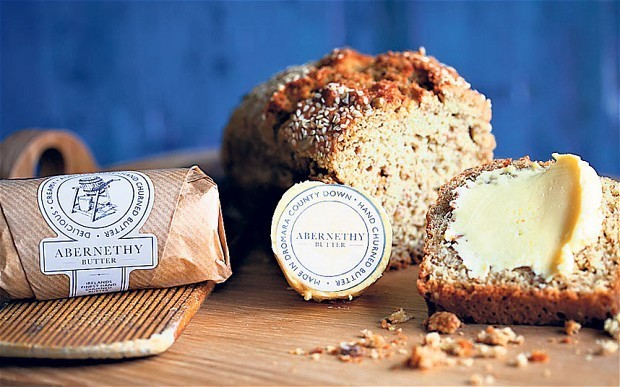 Gourmet butter: satisfy your churning desires