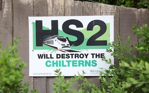 The HS2 gravy train is out of control
