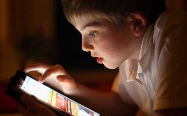 How technology is changing childhood