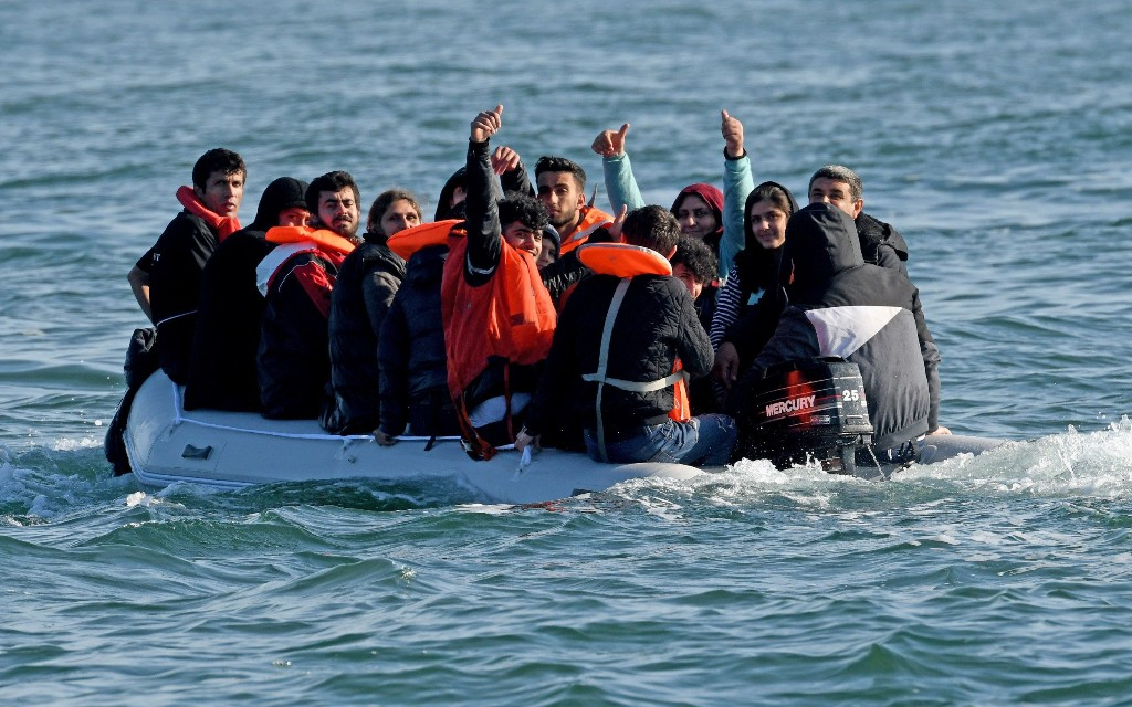More migrants have crossed the Channel illegally this year than the whole of 2019, as a record 164 arrive on nine boats