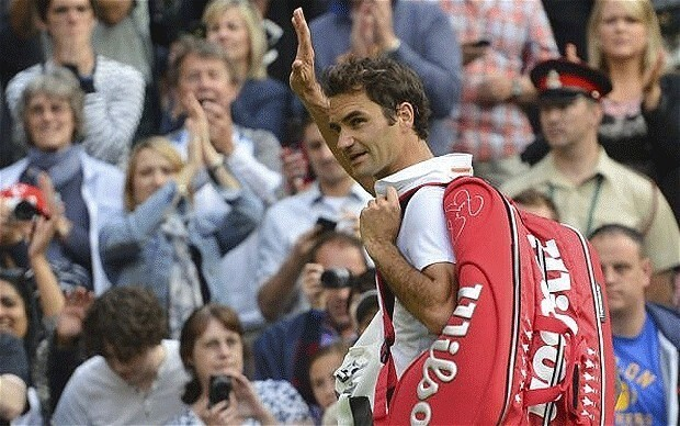 Wimbledon 2013: Federer fall could signal end of Fab Four's dominance