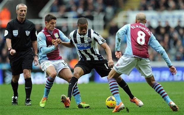 Newcastle United v Aston Villa: live
