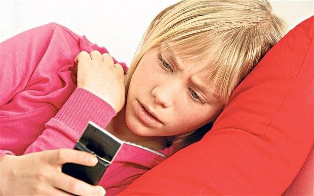 Cyberbullying could affect children as young as five