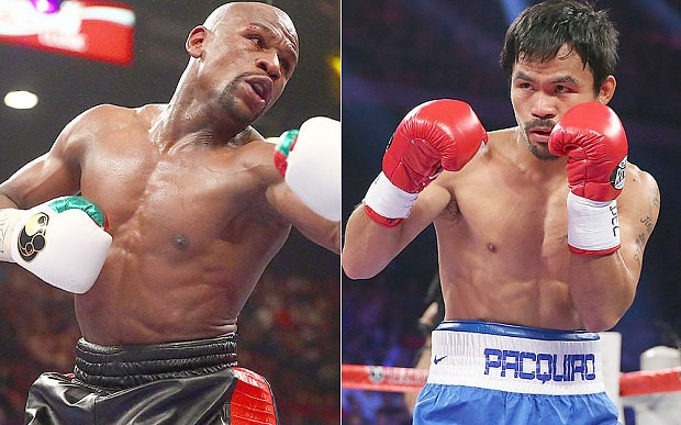 Floyd Mayweather wants $250 million super-fight against Manny Pacquiao in Las Vegas on May 2