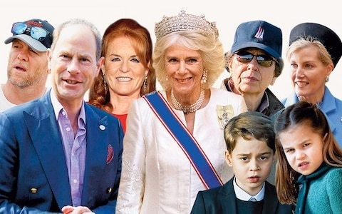 In our fantasy 'slimmed down' royal family, who would make the cut?