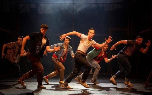 West Side Story review, Curve Leicester: thrilling, exhilarating and almost overwhelming revival of Bernstein's masterpiece