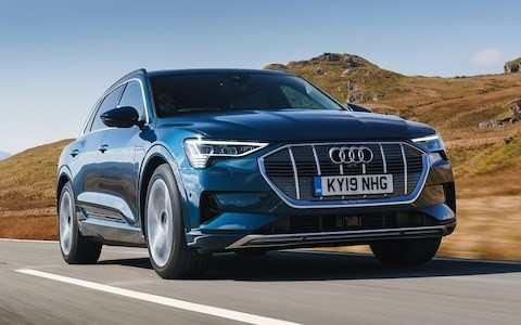 Audi e-tron 55 Quattro review: should you cancel the Jaguar I-Pace order?