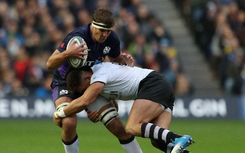 Gregor Townsend prepares for 'biggest physical challenge in rugby' against South Africa as he moves Sam Skinner to blindside flanker