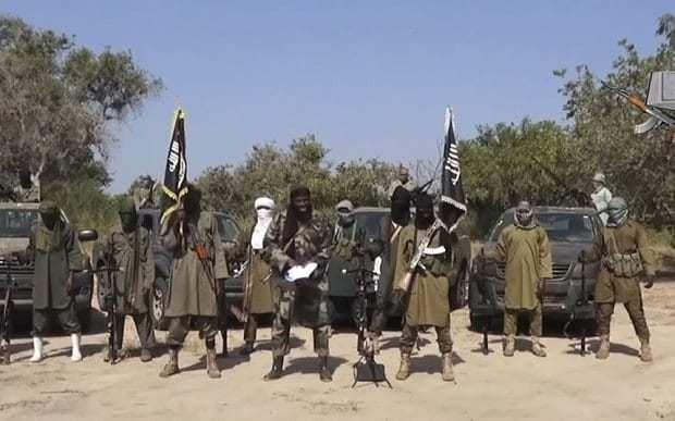 North Africa / Boko Haram - cover