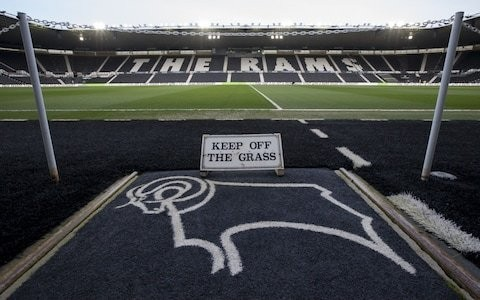 Derby County confident of avoiding EFl punishment despite major losses