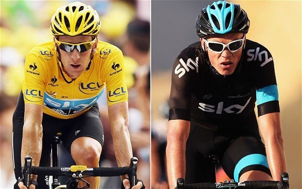 Sir Dave Brailsford says Chris Froome and Sir Bradley Wiggins can form a 2014 Tour de France dream team