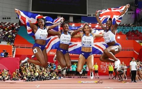 'Now's our time, so let us shine': Women lead the way for Great Britain at World Athletics Championships