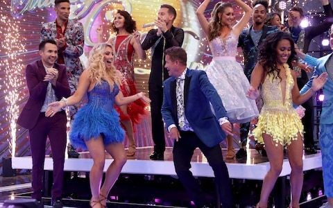 Strictly Come Dancing to allow same-sex couples to compete for the first time next year