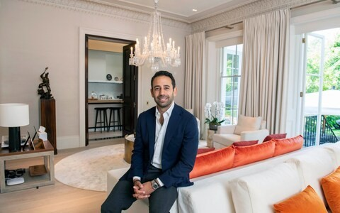 Knight Frank agent to the super-rich resigns after Instagramming client's house