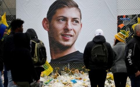 Emiliano Sala tragedy: Two people appear in court over mortuary photo of star striker