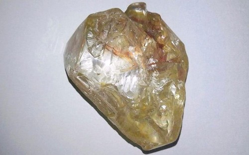 Sierra Leone pastor unearths one of the largest diamonds ever found
