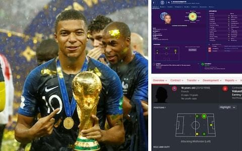 How Football Manager's scouting network unearths the wonderkids of real world football