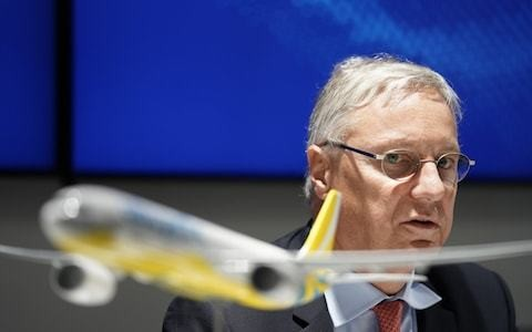 Pilotless planes could be flying soon but overcoming public fears are an obstacle, Airbus says