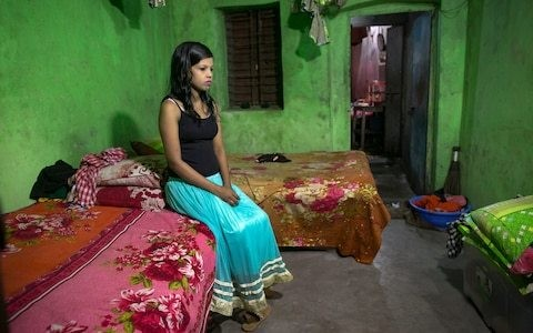 The Bangladesh brothels where men pay child brides for sex – while police look the other way