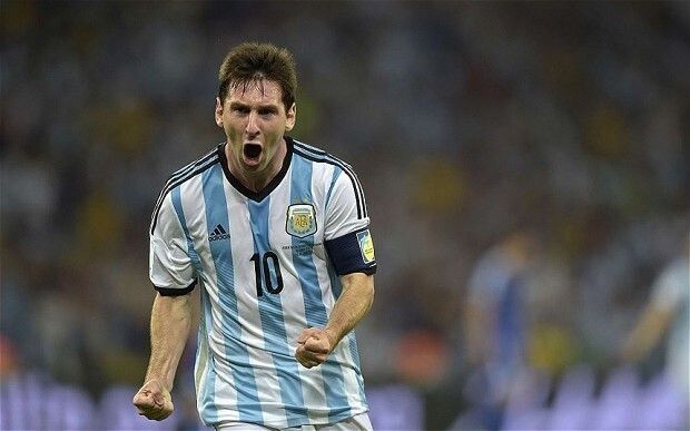 Lionel Messi lights up World Cup with stunning strike in Group F victory as Argentina triumph against Bosnia
