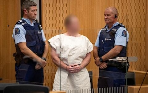 Christchurch shooter first to face terror charges in New Zealand