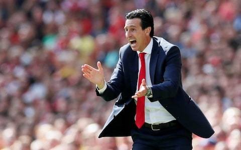 Unai Emery's Arsenal look to 'big mentality' of Jurgen Klopp and Liverpool as energetic blueprint to follow