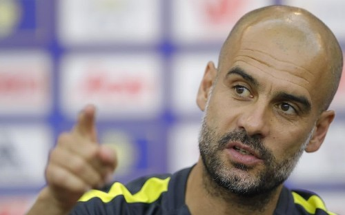 Pep Guardiola launches scathing attack on International Champions Cup organisers over derby clash cancellation