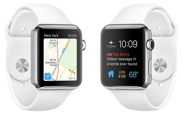 Can you spot the Easter egg on the Apple Watch website?