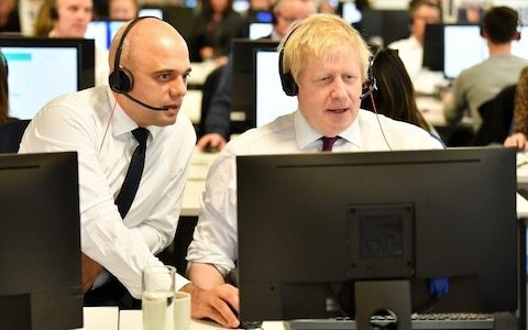 Sajid Javid's shock sacking is a positve sign of things to come