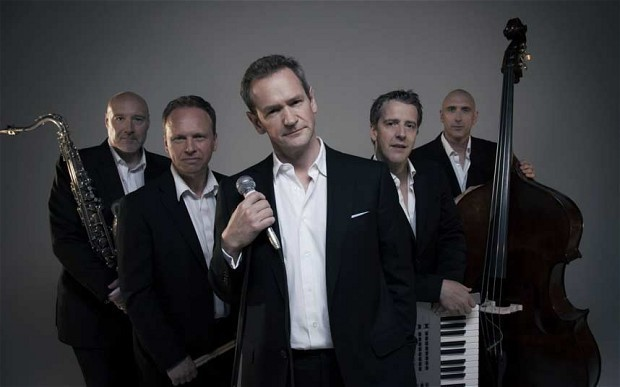 Alexander Armstrong and his Band Celebrate the Great British Songbook, St James's Theatre, review