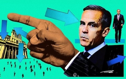 Mark Carney 'the unreliable boyfriend' takes his leave, but the economic messages remain mixed