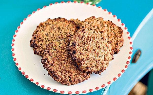 Deliciously Ella's vanilla oat cookies recipe