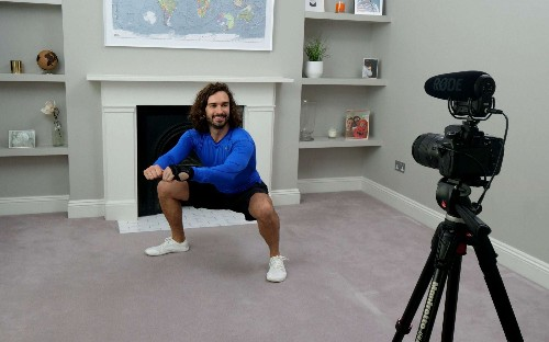 Joe Wicks calls for schools to adopt mandatory fitness mornings once lockdown ends