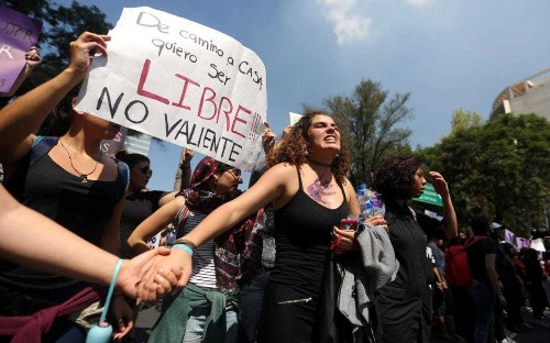 NiUnaMenos: How the brutal gang rape and murder of a schoolgirl united the furious women of Latin America