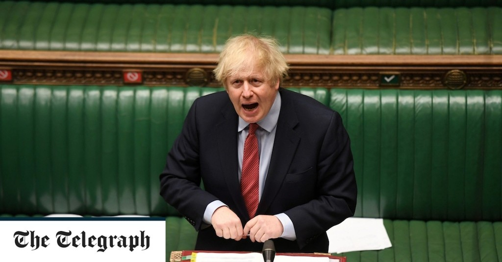 The Opposition's job is to question and criticise. Has Boris Johnson forgotten?