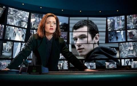 The Capture, episode 1 review: exactly the sort of drama we need in this fake news era