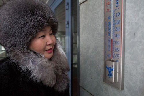 Chill out in the world's coldest city, Yakutsk in Russia's Siberia region, in pictures - Telegraph