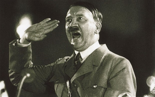 Intelligence archive: Hitler helped Allied case late in war due to blunders he was making