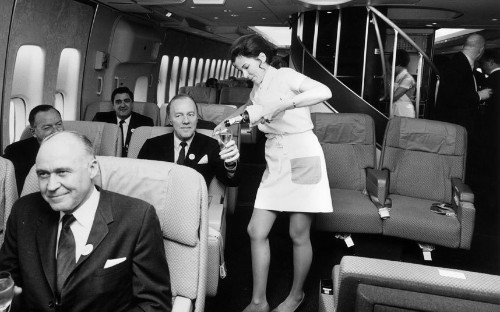 Boeing 747: a history in pictures