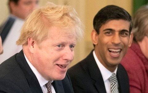 Rishi Sunak needn't be a 'Chancellor in Name Only' for long